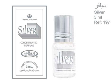 Minyak Wangi Al Rehab Silver jual harga murah grosir parfum minyak wangi al rehab