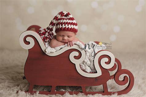 sleigh prop newborn photography props newborn christmas