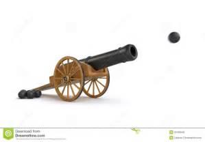 Cartoon Cannon Firing Clip Art