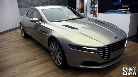 aston martin lagonda interior first look aston martin lagonda taraf geneva 2015 youtube