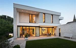 Moderne Container Häuser : haus schlottbom architekten spiekermann ~ Whattoseeinmadrid.com Haus und Dekorationen