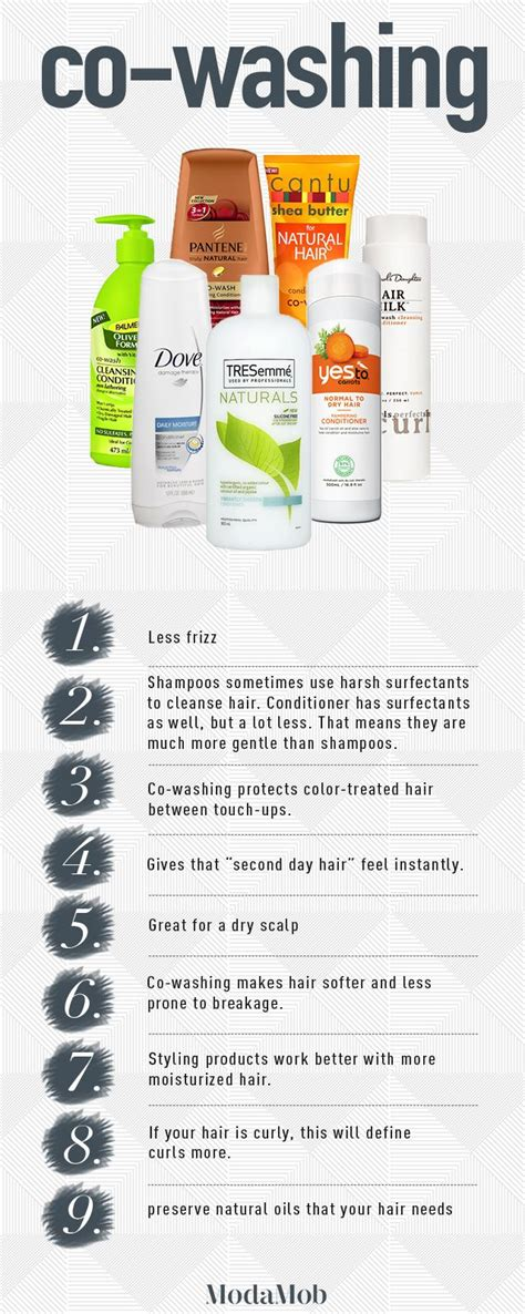 how to wash something co wash or conditioner wash is something to consider incorporating into a hair regime beautytips