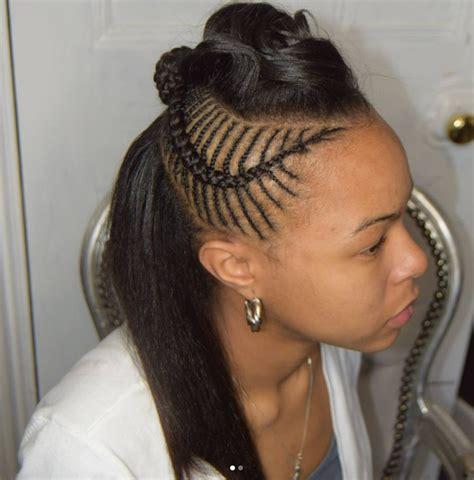 beautiful fishbone braid hairstyles  black women