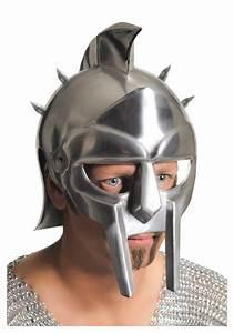 Armor Helmet Gladiator Maximus Decimus
