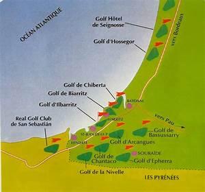 Golf De Bassussarry : golf courses around biarritz irigoian ~ Medecine-chirurgie-esthetiques.com Avis de Voitures