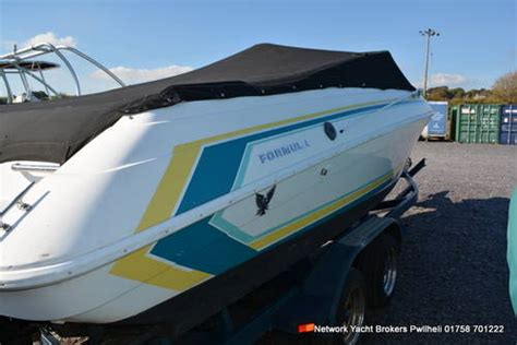 Speed Boats For Sale North Wales by Formula 252 Br 1992 Yacht Boat For Sale In Abersoch North