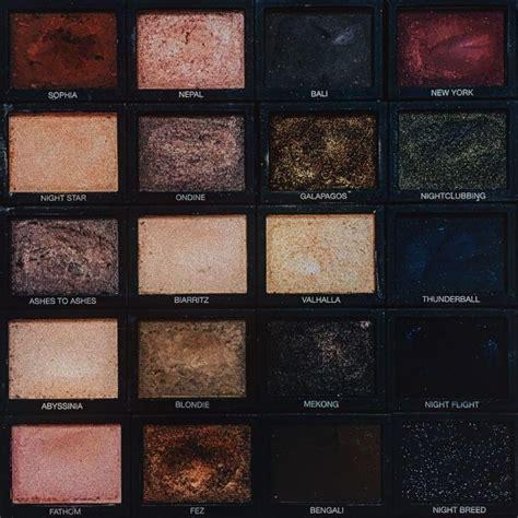 beauty aesthetics palette dark grunge tumblr