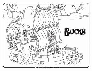 Jake and the Neverland Pirates 2: Free Disney Coloring ...