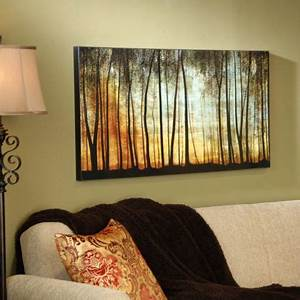 Kirkland Wall Art - architectural faux finishes with