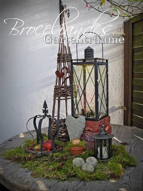 Herbst Gartenparty by Herbstdeko Im Garten Autumn Fall Decor Garden Deco