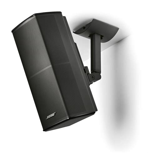 bose ub 20 wallceiling bracket manual audio solutions bose ub 20 series ii wall ceiling bracket