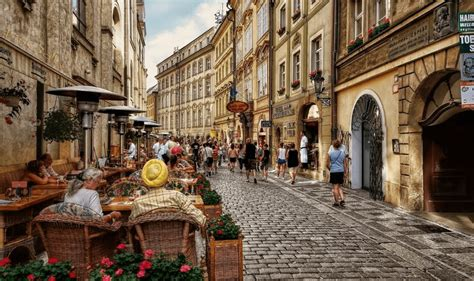 Top 5 Streets To See In Prague Discover Walks Blog