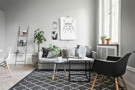 23 Beautiful Scandinavian Living Room Designs