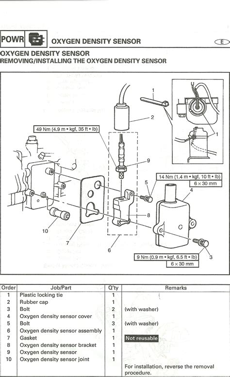 Vmax Wiring Diagram by Where Is The O2 Sensor On A 2001 Ox66 Yamaha Out Board
