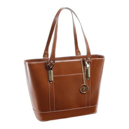 Top Grain Cowhide Leather by Mcklein Usa Mcklein Arya Tote With Tablet