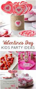 Sweet Party Day : a heart filled valentines party valentines day party ~ Melissatoandfro.com Idées de Décoration