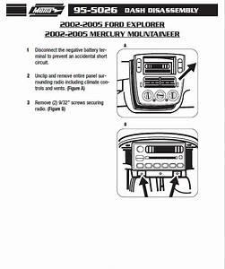 2006 Mercury Mountaineer Radio Wiring Diagram
