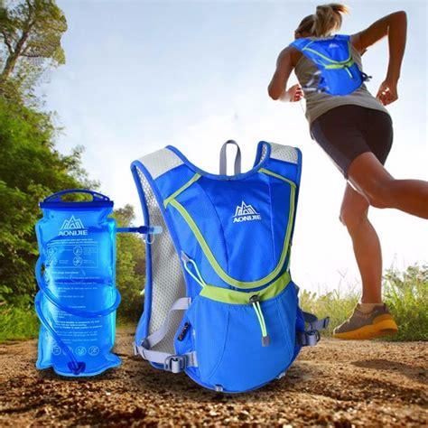 mochila marathoner camelbak  litros hidratacao corrida