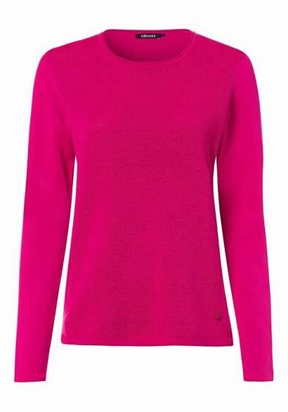 Jumper Pink Olsen Knit Textured Mcelhinneys