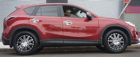 Mazda Cx-5 Mag Wheels Rims