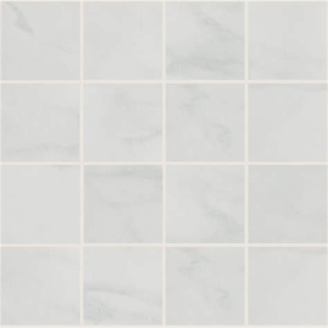 daltile marissa carrara 12 in x 12 in x 6 mm ceramic
