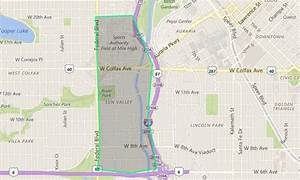 Denver Light Rail To Broncos Game Northwest Denver Neighborhoods Sun Valley Homes For Sale