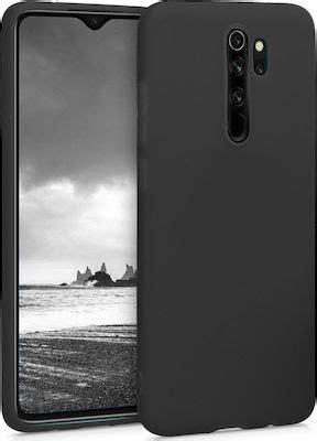 Ultra Thin Back Cover Σιλικόνης Matte Black (Xiaomi Redmi