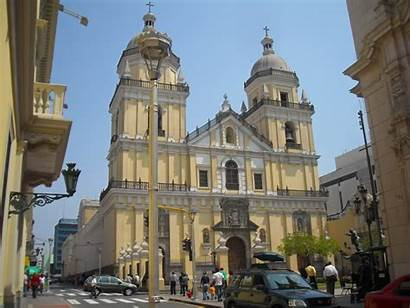Lima San Pedro Iglesia Pablo Arquitectura Virreinal