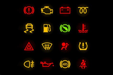 mercedes dashboard symbols mercedes benz warning light symbols