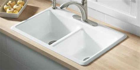 types of kitchen sinks types of kitchen sinks read this before you buy 6454