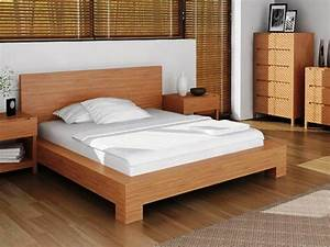 Most Cozy and Modern Bed Frames — The Holland The Holland