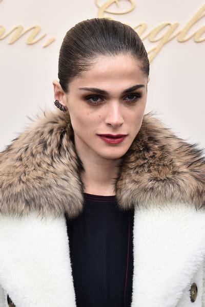 Elisa Sednaoui Hair Looks Stylebistro