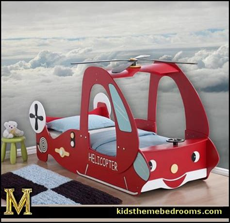 helicopter car bed