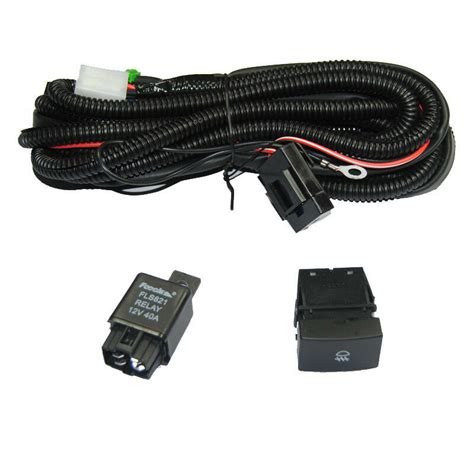 Relay Wiring Harness Switch For Honda Civic Crv Add