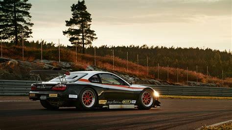 Nissan Silvia Tuning Racing Race Track Wallpaper