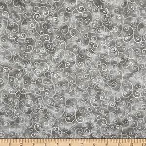 Moda Marble Swirls Grey - Discount Designer Fabric ...