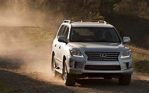 Vehicle Profile 2015 Lexus LX 570 Journal Lexus Of