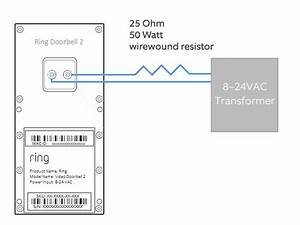 Doorbell Wiring Diagram Transformer