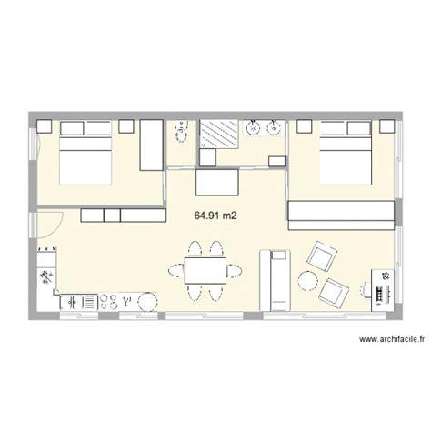 plan appartement  plan appartement  avec terrasse