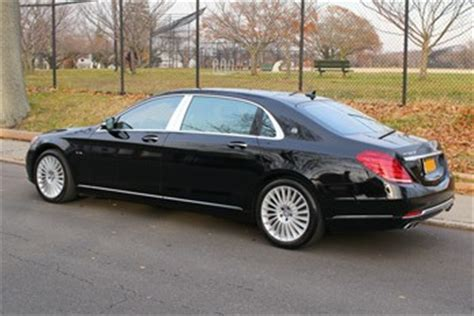 2018! Maybach Limo Rental Nyc