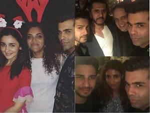 Pics: Alia Bhatt, Varun Dhawan, Sidharth Malhotra and ...