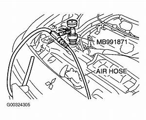 2001 Mitsubishi Eclipse Serpentine Belt Diagram