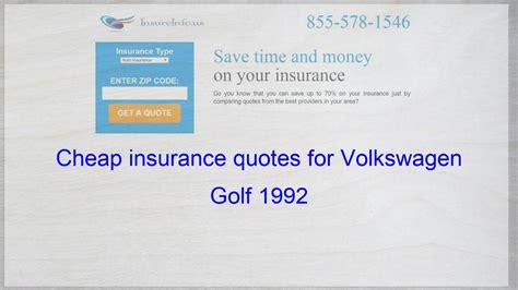Daniel kerr january 04, 2021. How to get cheap insurance quotes for Volkswagen Golf 1992 Hatchback, Diesel, GTI, R, Sportwagen ...