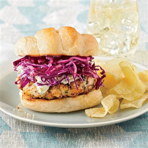 cabbage grouper slaw burgers blackened recipes recipe myrecipes alison hirst miksch styling linda cl