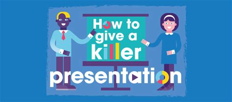 How To Give A Killer Presentation  The Business Backer