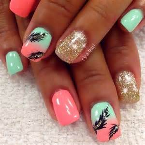 Trendy nail art ideas for