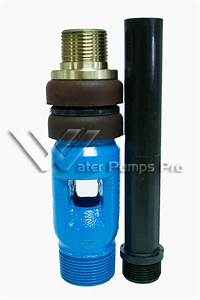 Two Line Jet Pump Installation Pipe Fluid Conveyance Deep