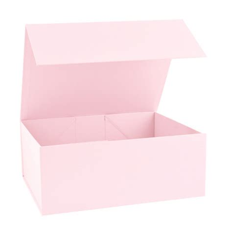 baby pink magnetic boxes available from midpac packaging