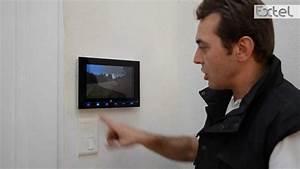 Interphone Sans Fil Legrand : wevp259 installation visiophone extel youtube ~ Edinachiropracticcenter.com Idées de Décoration
