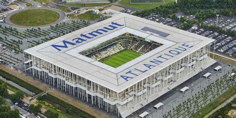 matmut si鑒e stadi francesi progettati e costruiti con il metodo bim il nuovo cantiere